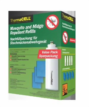 Therma Cell, Thermacell Nachfüllpack 48Std